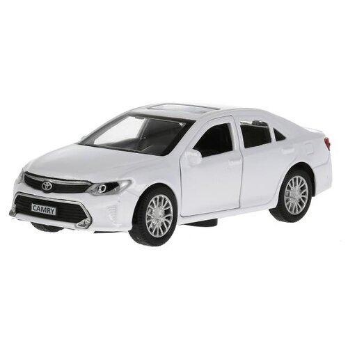 Легковой автомобиль ТЕХНОПАРК Toyota Camry 12 см белый, Машинки и техника  - купить со скидкой