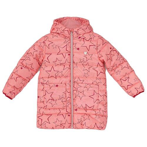 Купить Куртка Button Blue 220BBGMC45041201 размер 128, розовый, Куртки и пуховики
