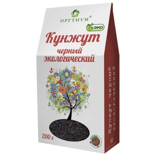 Кунжут Оргтиум черный экологический 200 гСемечки и семена<br>
