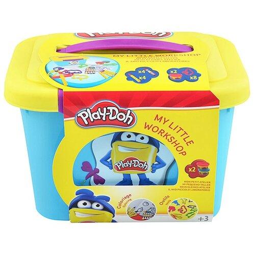 Масса для лепки Play-Doh Маленькая мастерская (CPDO011) play doh play doh малыши динозаврики