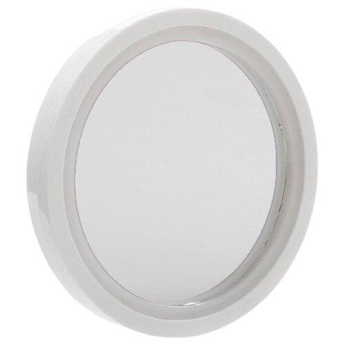 Купить Зеркало косметическое настенное LuazON KZ-13 с подсветкой белый