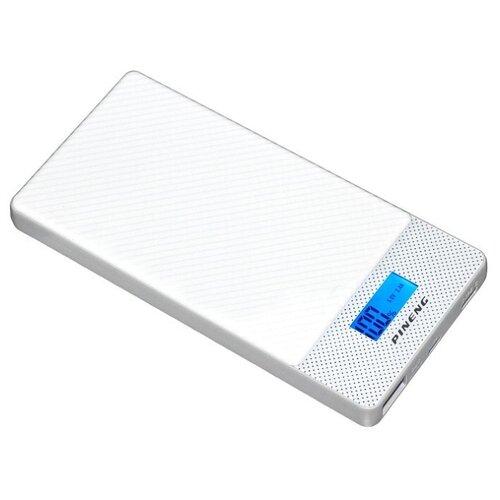 Аккумулятор Pineng PN-993 белыйУниверсальные внешние аккумуляторы<br>