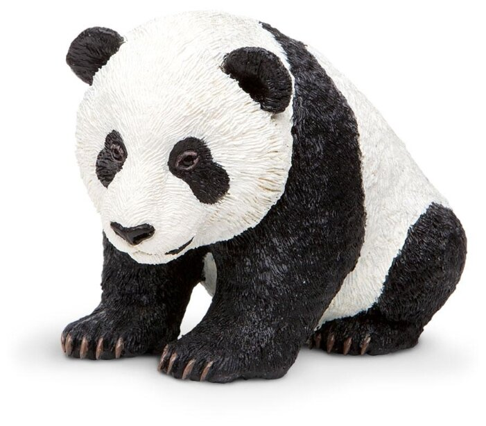 Фигурка Safari Ltd Медвежонок панды 263229