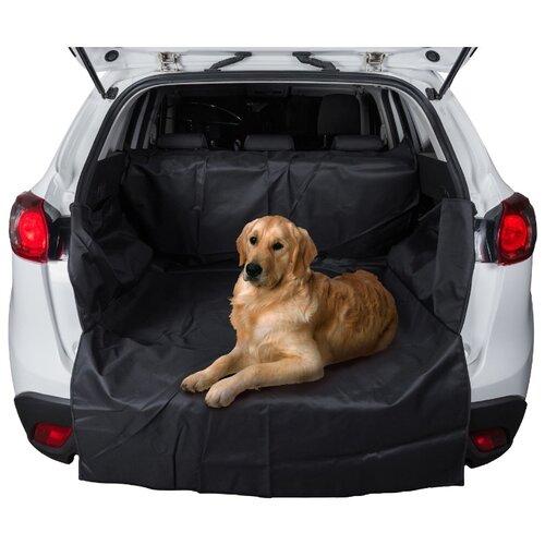 Автогамак для собак AvtoTink 73005 215х120х40 см черный