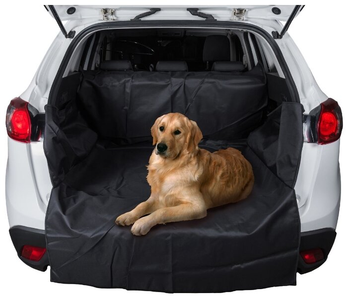Автогамак для собак AvtoTink 73005 215х120х40 см