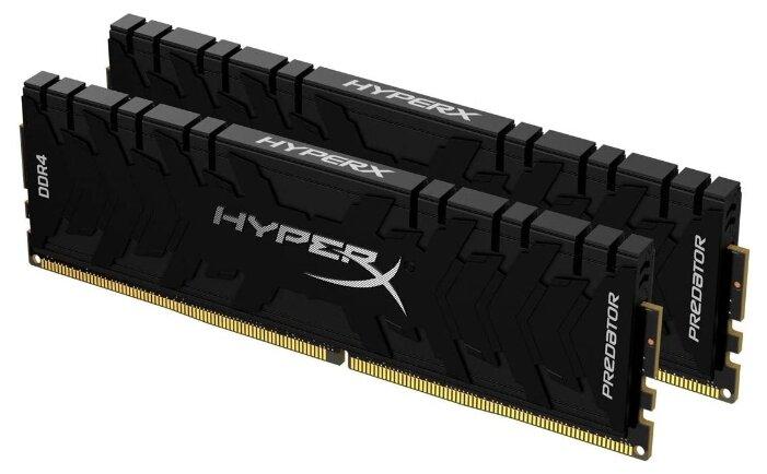 Оперативная память 8 GB 2 шт. HyperX Predator HX448C19PB3K2/16 — купить по выгодной цене на Яндекс.Маркете