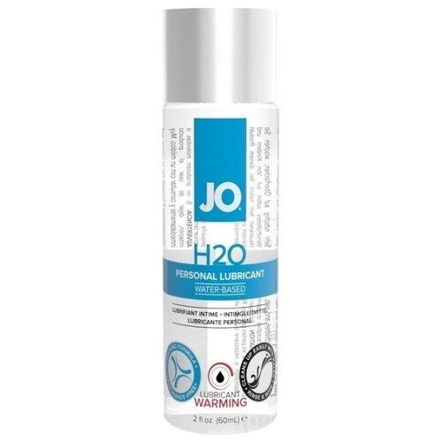 Гель-смазка JO H2O Warming 60 мл флакон