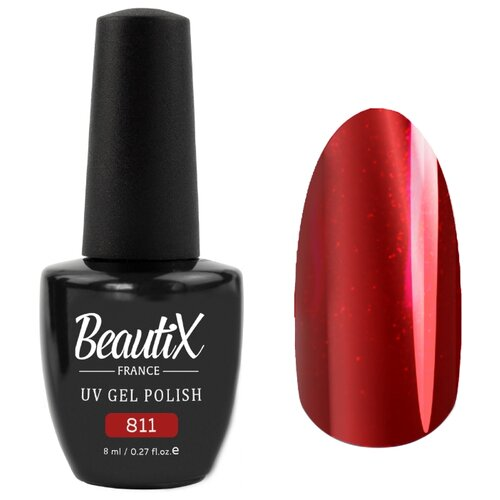 Купить Гель-лак для ногтей Beautix UV Gel Polish, 8 мл, оттенок 811