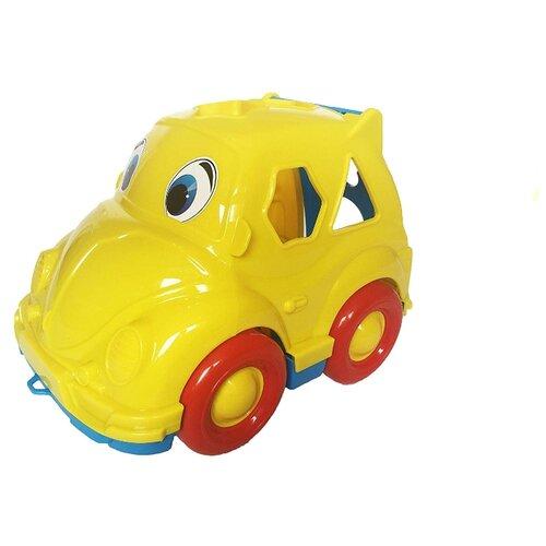 Сортер Orion Toys Автомобиль Жук сортер orion toys логика шар 177 в 2 1018728 белый красный
