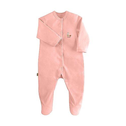 Комбинезон Наша мама, размер 80, розовый