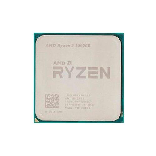 Процессор AMD Ryzen 3 2200GE, OEM процессор amd ryzen 3 3200g yd3200c5m4mfh oem