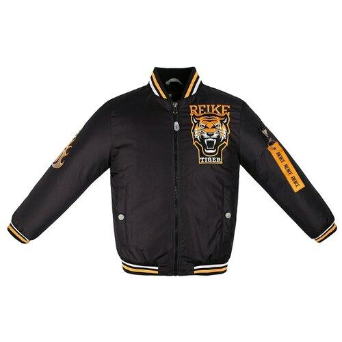 Куртка Reike Basic размер 134, черный куртка reike basic 44 489