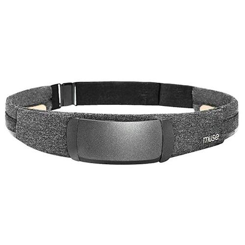 Прибор для медитации Muse S The Brain Sensing Headband серый