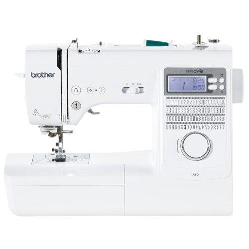 Швейная машина Brother INNOV-'IS A80, белый вышивальная машина brother innov is v3 se белый