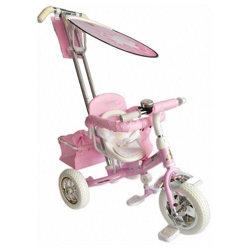 Купить Трехколесный велосипед Funny Jaguar MS-0573 Lexus Trike Next Barbie розовый, Трехколесные велосипеды