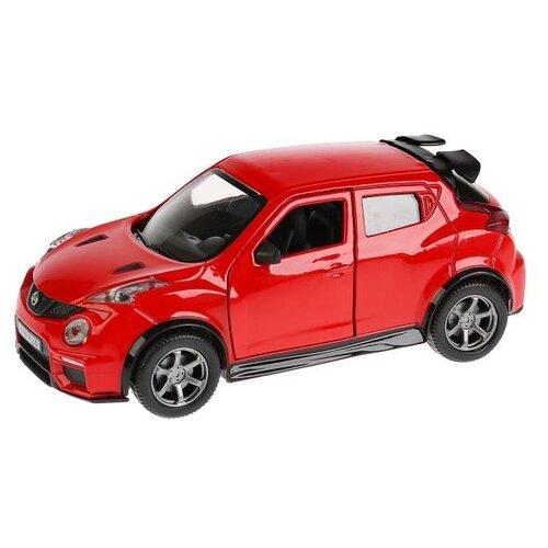 Легковой автомобиль ТЕХНОПАРК Nissan Juke-R 2.0 12 см красный легковой автомобиль технопарк электокар x600 h09225 r 10 см черный белый