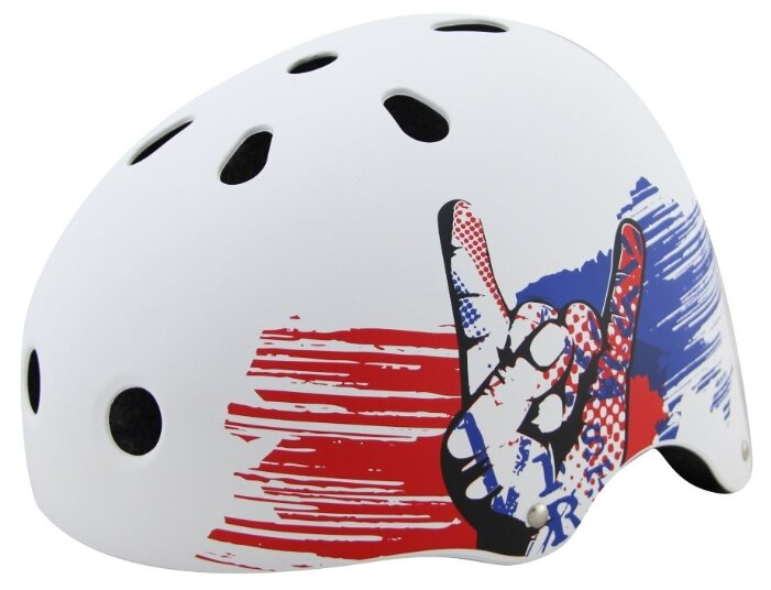 Шлем Action PWH-890 защитный для катания на скейтборде р.M (55-58 см)