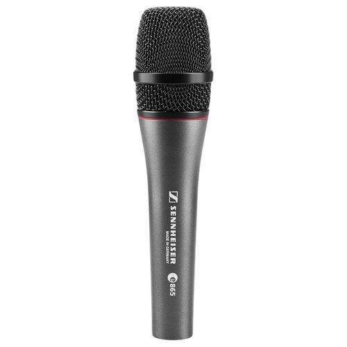Микрофон Sennheiser E 865, черный микрофон sennheiser e 901 черный
