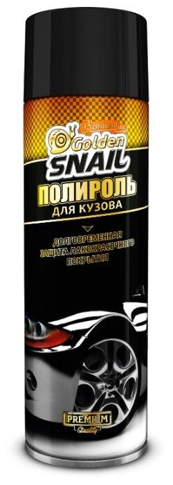 Golden Snail Полироль для кузова, 0.65 л