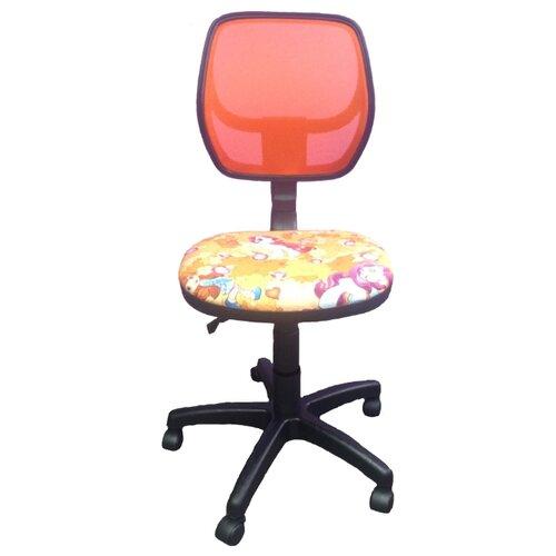 Компьютерное кресло Libao LB-C05 детское, обивка: текстиль, цвет: оранжевый пони кресла и стулья libao кресло детское lb 05