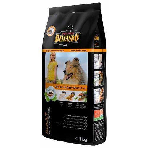 Корм для собак Belcando Adult Multi-Croc для собак средних и крупных пород с нормальным уровнем активности (1 кг)