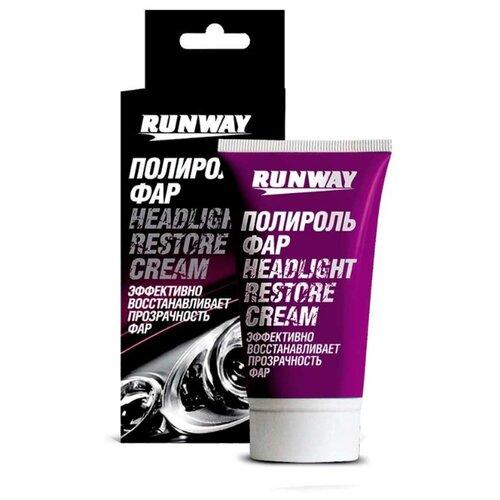 RUNWAY Полироль фар RW0501, 0.05 л mac runway hit