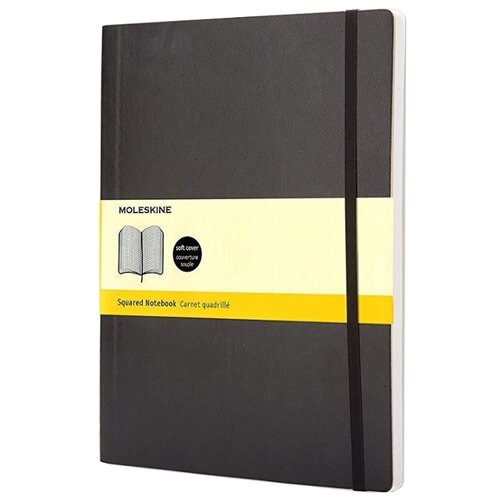 Блокнот Moleskine Classic Soft XLarge 190x250, 96 листов (QP622)Блокноты<br>