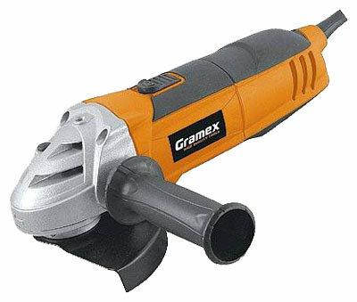 УШМ Gramex HAG-115-900C, 900 Вт, 115 мм