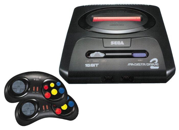 Игровая приставка SEGA Magistr Drive 2 (160 игр)