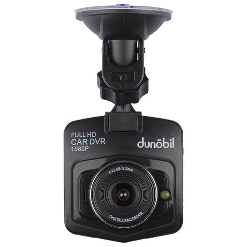 Видеорегистратор Dunobil Magna Duo, 2 камеры черный dunobil magna разветвитель в подарок