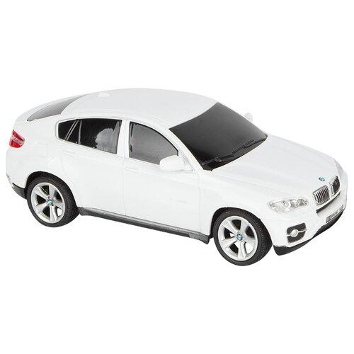 Легковой автомобиль GK Racer Series BMW X6 (866-2802) 1:28 18 см белый автомобиль на радиоуправлении kidztech mini racer