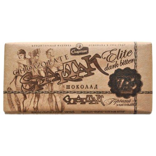 шоколад sobranie горький с апельсином и орехами 72% какао 90 г Шоколад Спартак горький 72% какао, 90 г
