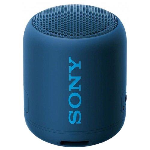 цена на Портативная акустика Sony SRS-XB12 blue