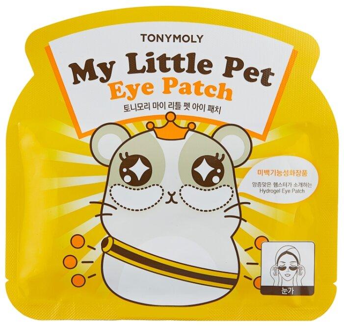 Tony Moly My Little Pet Eye Patch Маска для области вокруг глаз 3 гр.