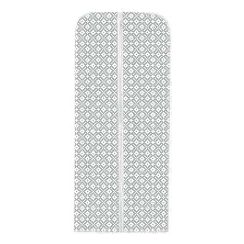 Eva Чехол для одежды Этника 140х60 см серый