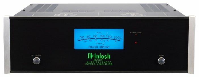 Усилитель мощности McIntosh MC301