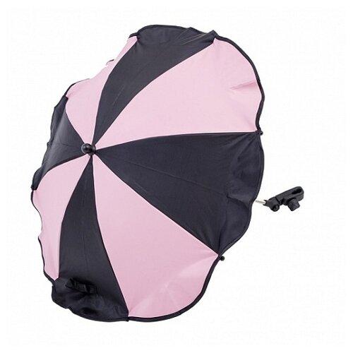 Altabebe Зонт для коляски AL7001 black/rose зонт детский щенки