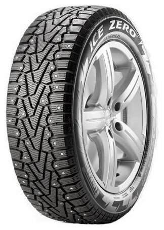 Автомобильная шина Pirelli Ice Zero зимняя шипованная