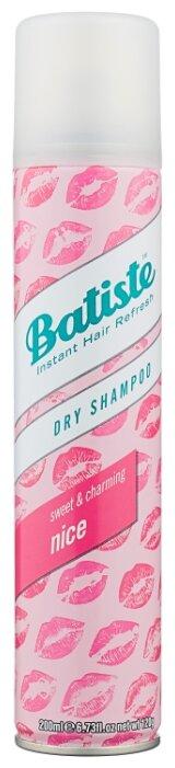 Batiste Divine Dark Сухой шампунь 400 мл (Batiste, Dry Shampoo Plus)