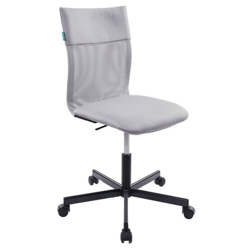Компьютерное кресло Бюрократ CH-1399, обивка: искусственная кожа, цвет: grey кресло бюрократ ch 1399 на колесиках искусственная кожа серый [ch 1399 grey]
