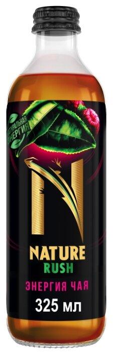 Тонизирующий напиток NATURE RUSH Энергия чая Малина и мята