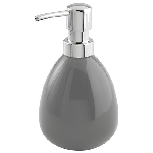 Дозатор для жидкого мыла Wenko Polaris серыйМыльницы, стаканы и дозаторы<br>