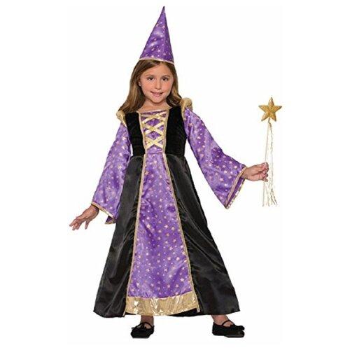Купить Карнавальный костюм для детей Forum Novelties Обаятельная волшебница детский, L (10-12 лет), Карнавальные костюмы