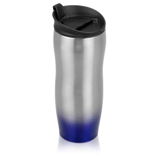 Термокружка Oasis Порт Дю Солей, 0.45 л серебристый/синий
