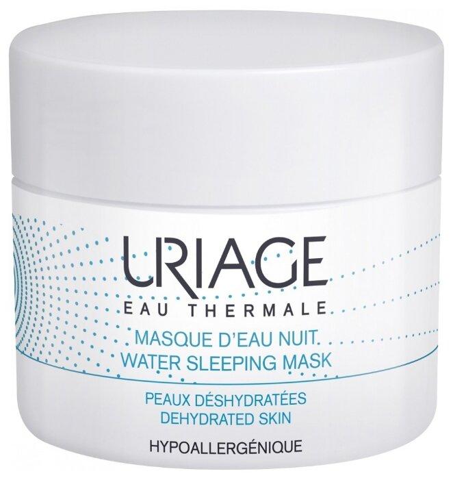 Uriage Eau Thermale Water Sleeping Mask ночная увлажняющая маска — купить по выгодной цене на Яндекс.Маркете