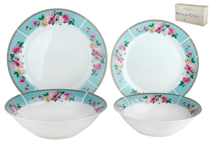 Набор столовой посуды Коралл YQ1647