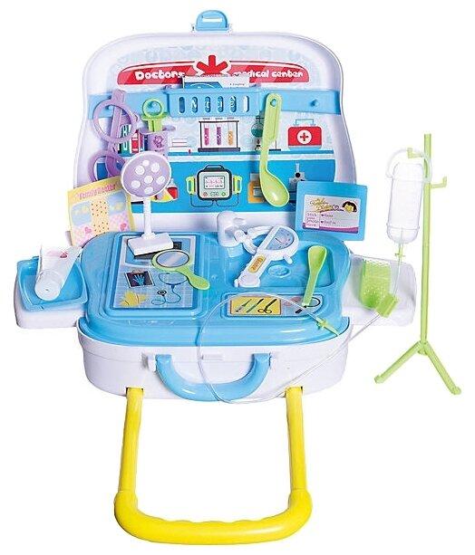Набор доктора Junfa toys Medical Game (528A-2)