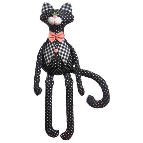 Купить Малиновый слон Набор для изготовления мягкой игрушки Кот Яша (ТК-008), Изготовление кукол и игрушек