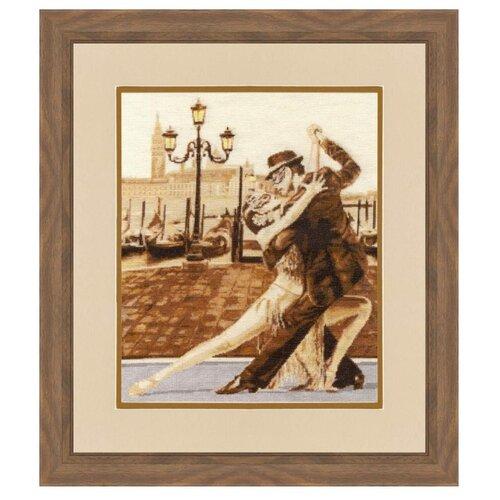 Фото - Золотое Руно Набор для вышивания Венецианское танго 39 х 32 см (ГТ-044) набор для вышивания золотое руно гм 037 булгаковская осень