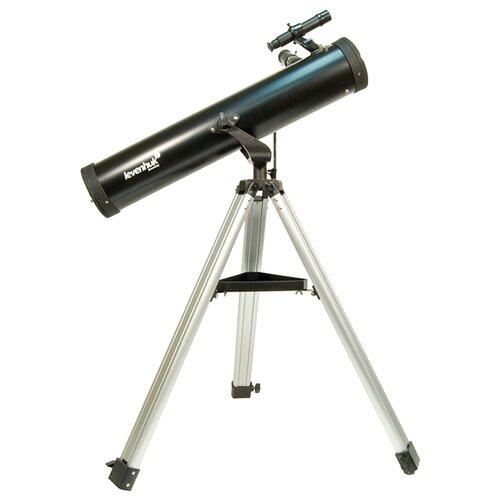 Фото - Телескоп LEVENHUK Skyline BASE 100S черный телескоп levenhuk skyline travel 50